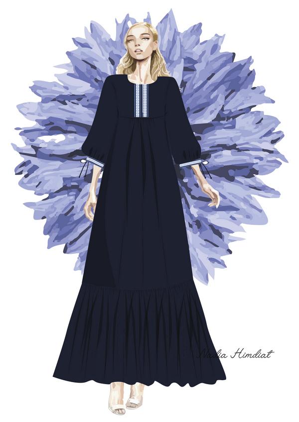 Маргарита. Платье женское PL-385