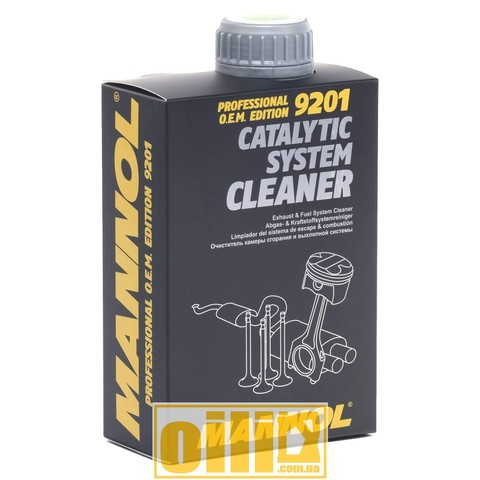 Mannol 9201 CATALYTIC SYSTEM CLEANER 500мл