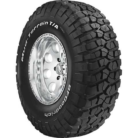 BF Goodrich Mud Terrain T/A KM2 RWL 33/12.5 R15 108 Q