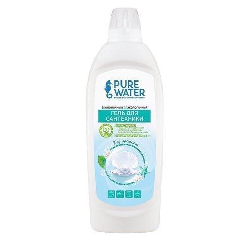 Гель для сантехники торговой марки 500 мл (Pure Water)