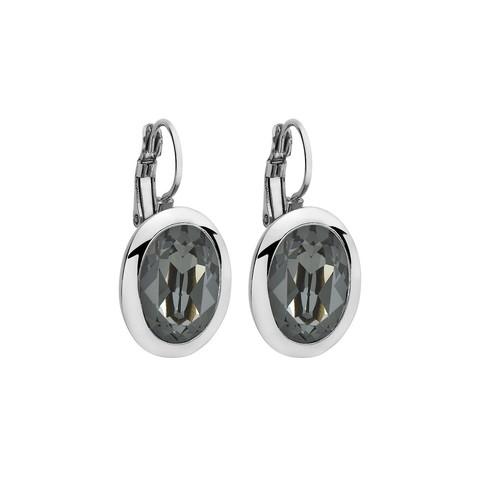 Серьги Tivola Silver Night 303126 BW/S