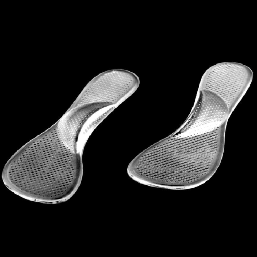 Силиконовые полустельки, с поддержкой свода стопы, 1 пара
