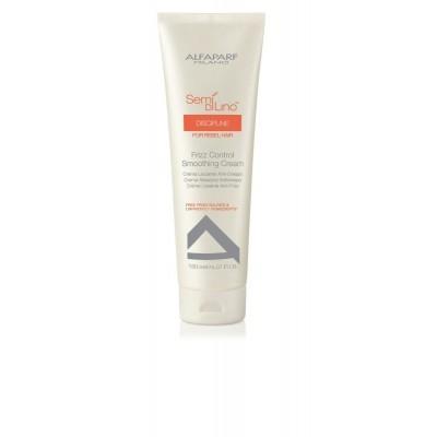 Alfaparf Milano SDL Discipline: Разглаживающий крем для волос фриз-контроль (Frizz Control Smoothing Cream), 150мл