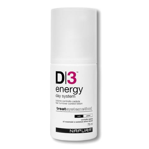 NAPURA Active D3 Energy Лосьон против перхоти (для раздраженной кожи) 75 мл купить за 2450руб