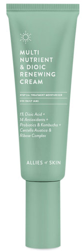 Allies of Skin Molecular Multi Nutrient & Dioic Renewing Сream крем для лица 50мл