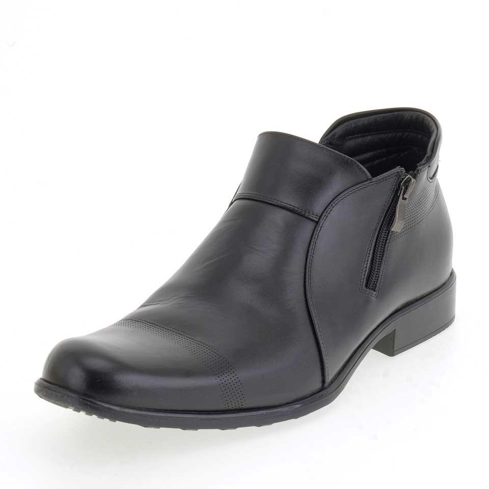 Ботинки BONTY _ 2908-2-4(К17-4) черный