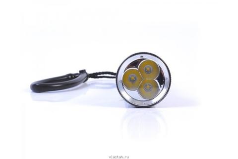 Фонарь подводный Сарган Манул 1200 люмен желтый свет – 88003332291 изображение 6