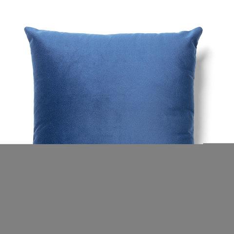 Чехол на подушку Jolie 45x45 темно-синяя ткань AA3104JU25