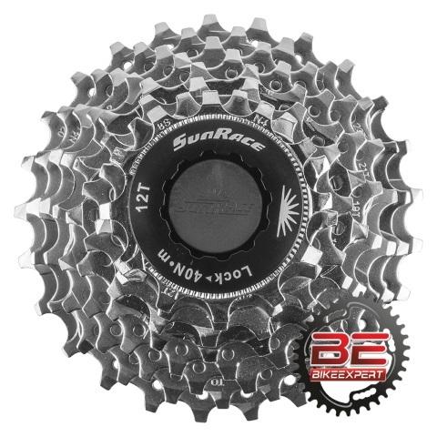 Кассета SunRace R91 12-25 9 скоростей