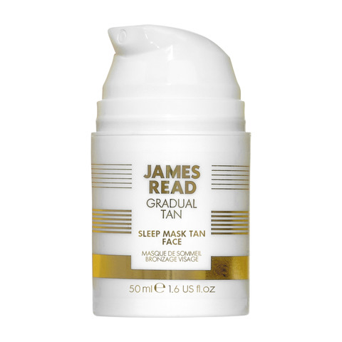 James Read Gradual Tan Sleep Mask Tan Face Ночная ухаживающая маска-автозагар для лица