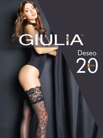 Чулки Deseo 01 Giulia