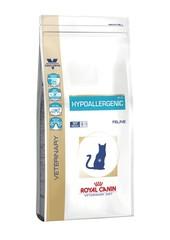Royal Canin Hypoallergenic DR25 для кошек при пищевой аллергии и пищевой непереносимости 2.5 кг