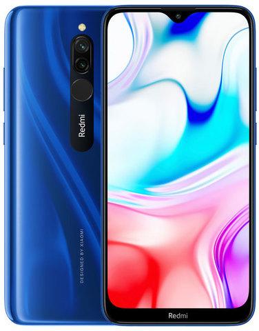 Смартфон Xiaomi Redmi 8 4/64Gb Sapphire Blue