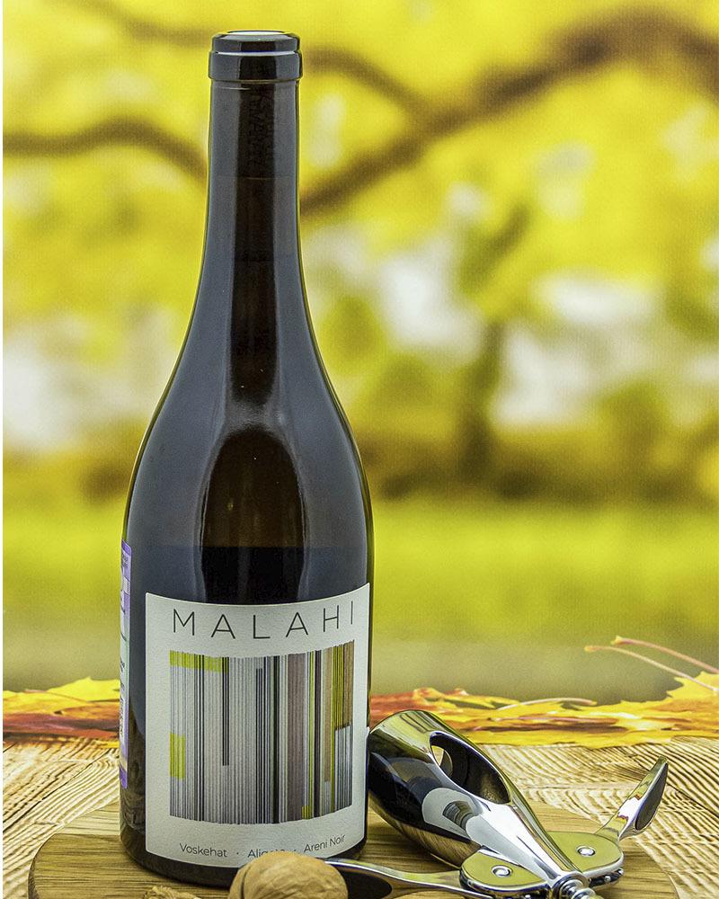 Вино Maran Winery Малаи Белое Сухое 14 % 0,75 л.