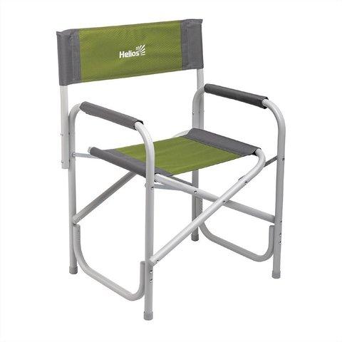Кресло алюминиевое складное Helios T-HS-DC-95200-GG