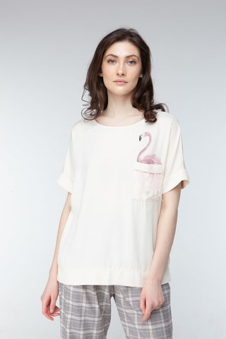 Т117171-Л21 Блузка жен.