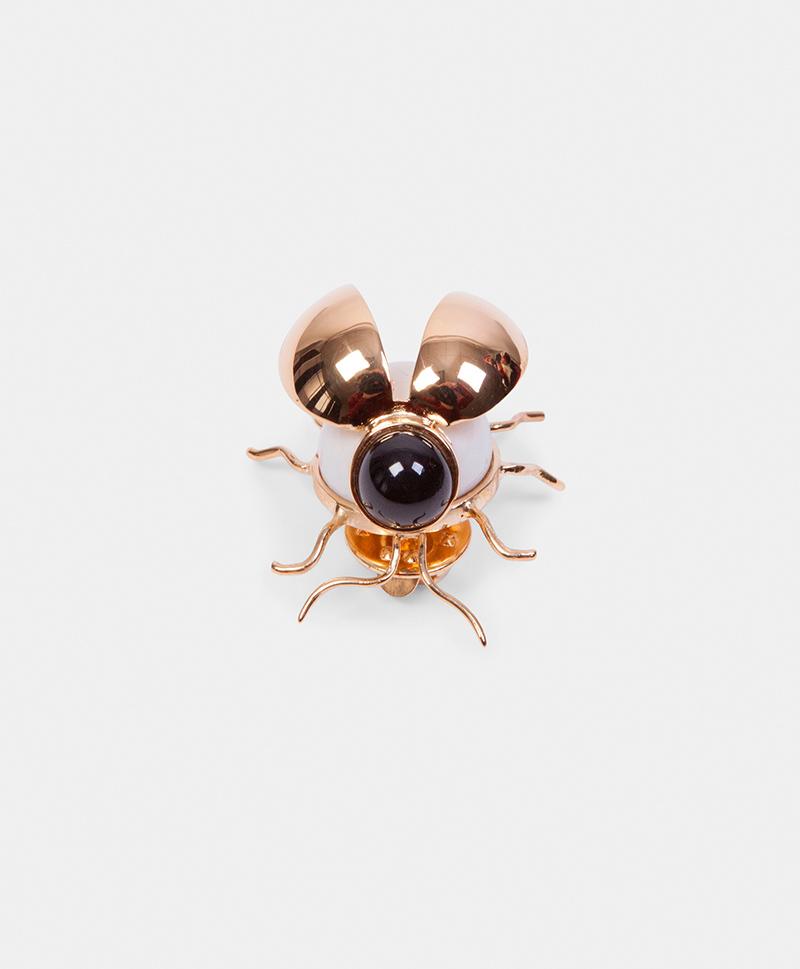 Брошь Beetle