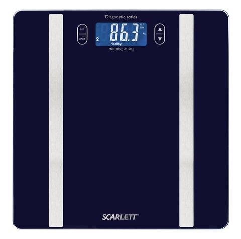 Весы напольные SCARLETT SC-BS33ED82