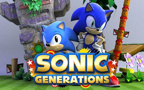 Sonic Generations (для ПК, цифровой ключ)