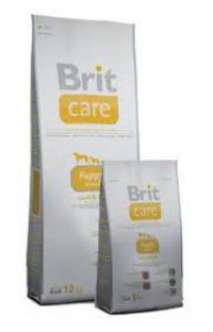 2318 Brit Care Puppy All Breed д/щенков Всех пород, ягненок с рисом 3кг*1