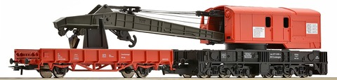 Железнодорожный кран DB AG 56240