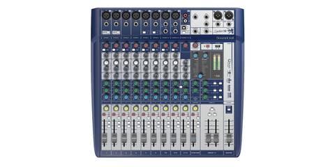 SOUNDCRAFT Signature 12 аналоговый микшер