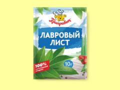 ЛАВРОВЫЙ ЛИСТ 10 г
