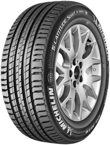 Michelin Latitude Sport 3 255/50 R19 107W