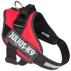 Шлейка для собак JULIUS-K9 IDC®-Powerharness 2 красный