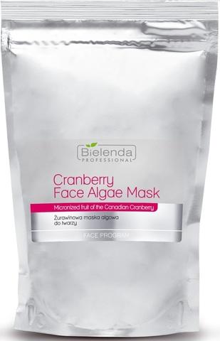 BIELENDA PROFESSIONAL Альгинатная маска для лица (эконом.упак) Клюква 190г