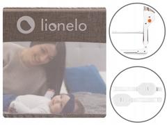 Барьер безопасности на кровать Lionelo LO-Eva Beige Melange