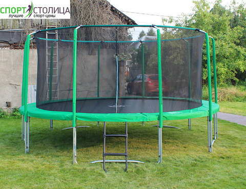 Батут Kogee Super Tramp 15 Ft