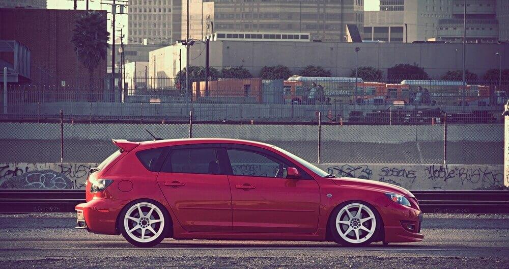 Mazda 3 BK тюнинг