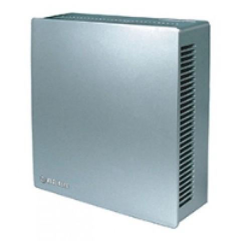 Накладной вентилятор Blauberg Eco 100 Platinum с автоматическими жалюзи