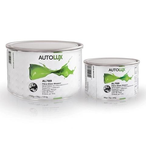 Autolux Шпатлевка со стекловолокном 1,8кг