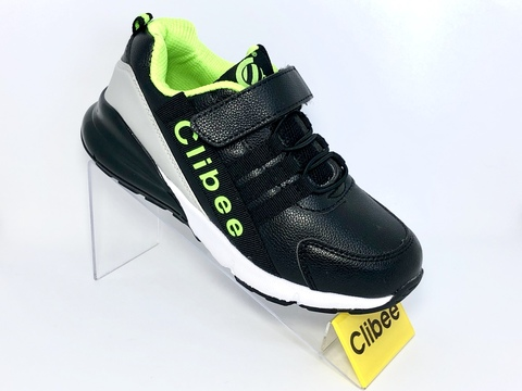 Clibee F821 Black/Green 32-37