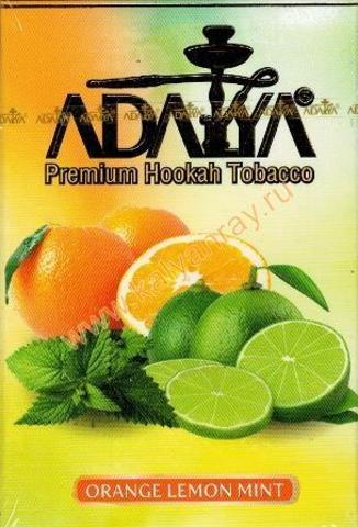 Adalya Orange Lemon Mint