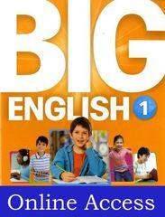 Big English Plus 1 Pupil's eText and MyEnglishL...