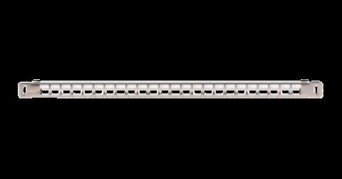 Патч-панель NIKOMAX NMC-RP24-BLANK-HU-MT