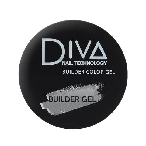 Гель DIVA Builder gel Clear 30мл