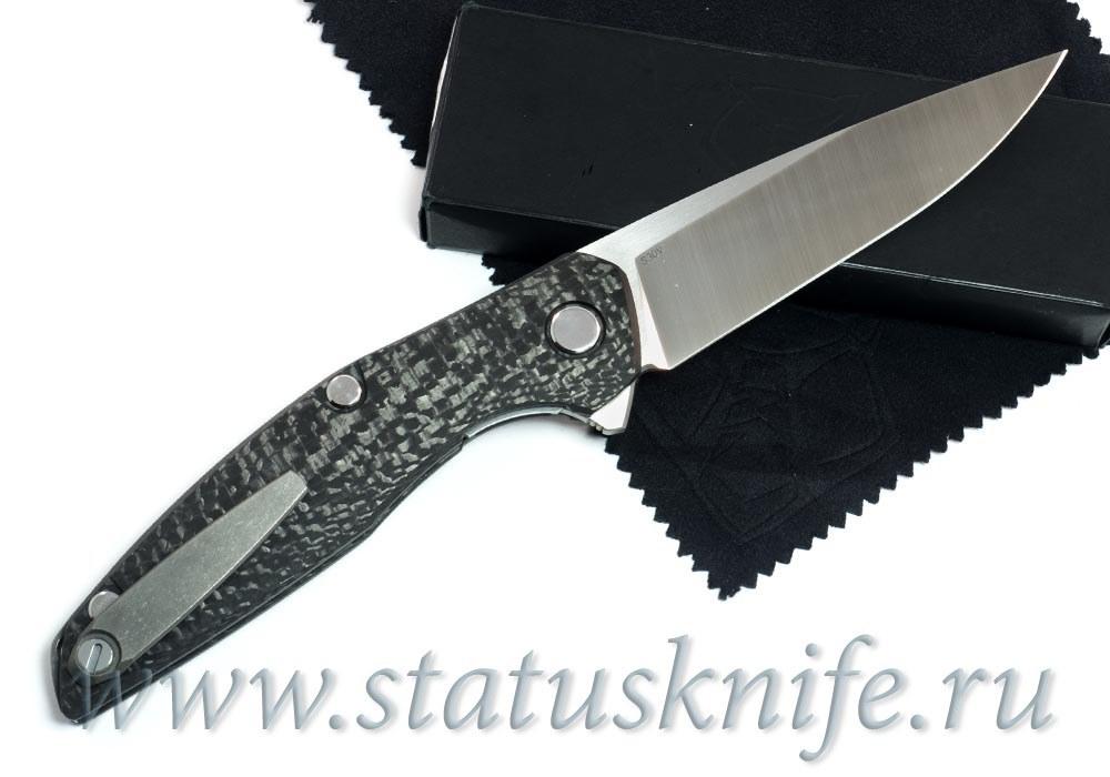 Нож Широгоров 111 S30V КАСТОМ - фотография