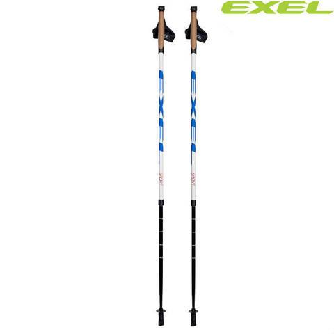 Скандинавские палки Exel NW Adj X2 Carbon 40 Finland