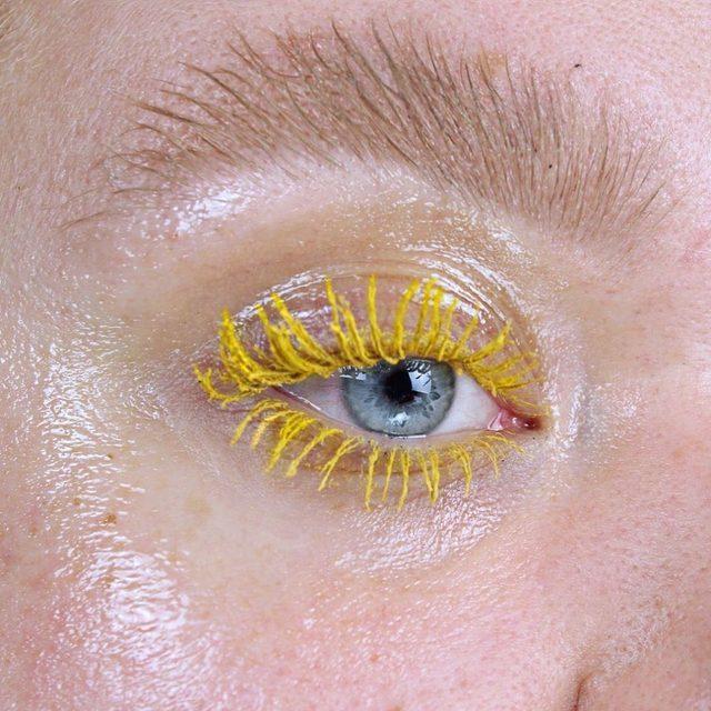 ColourPop BFF Mascara Yellow Goodbye