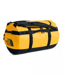 Сумка-баул The North Face Base Camp Duffel S Summit Gold/Tnf Black - 2