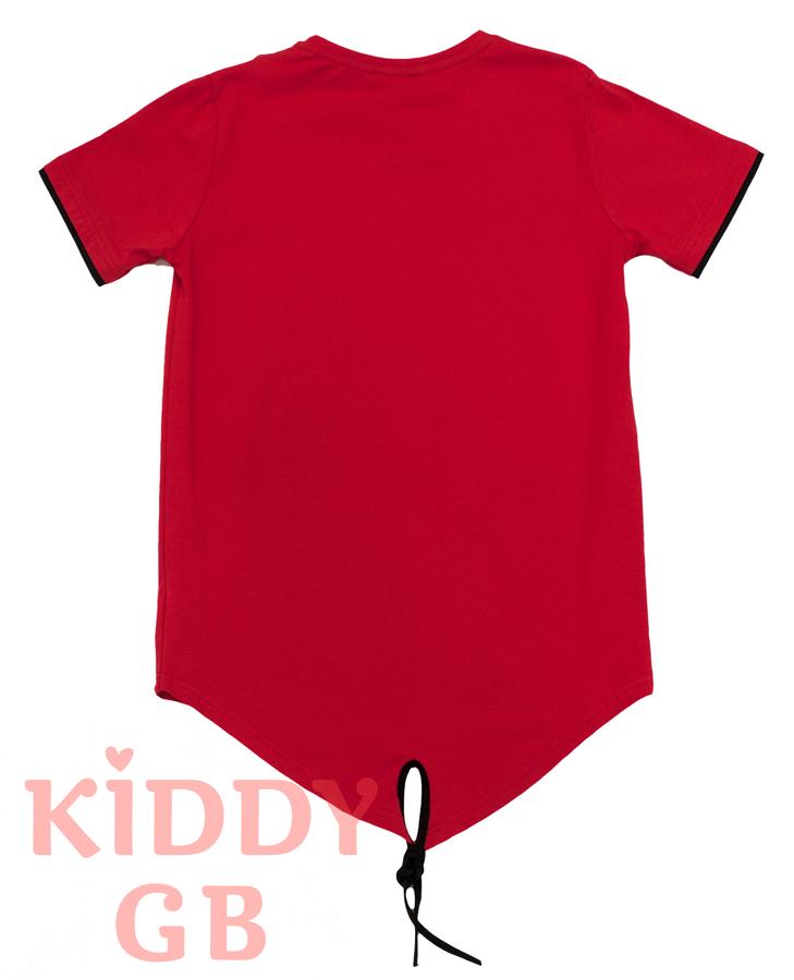 Футболка Bold 7517 red 2