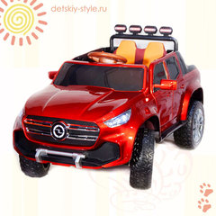 Mercedes-Benz Pickup 4WD