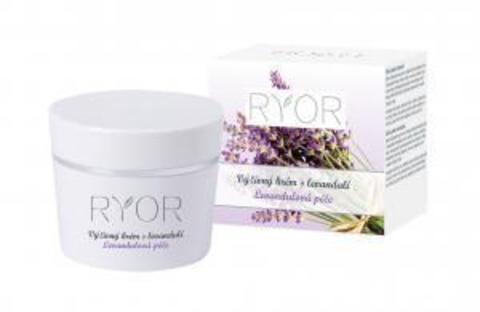 Ryor Питательный крем с Лавандой, витамином Е и гиалуроновой кислотой, 50мл