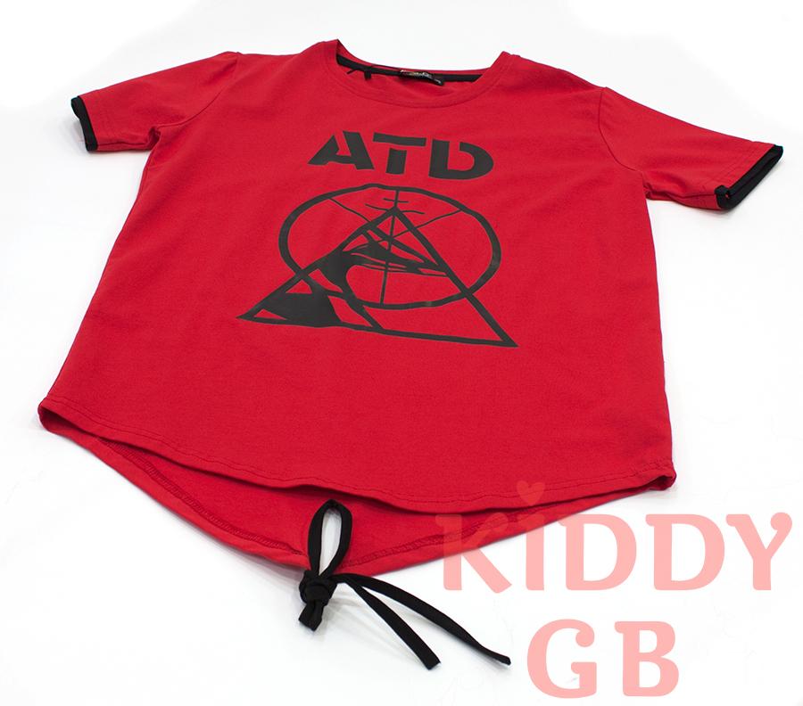 Футболка Bold 7517 red 3