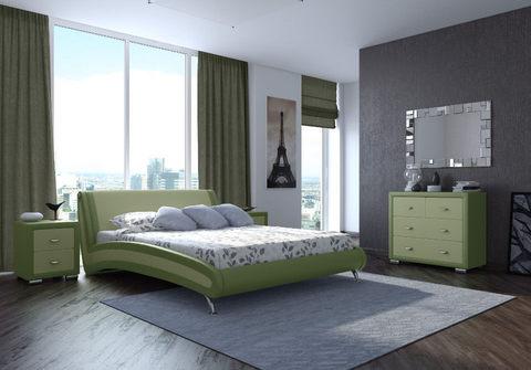 Кровать двуспальная Corso 2