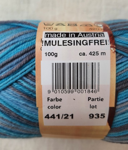 Ferner Wolle Lungauer 4-fach 441 купить